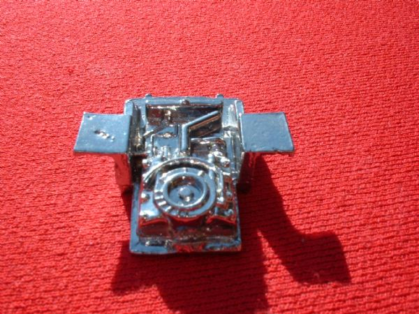 Dinky Toys 188 Jenson FF Chromed engine (Each)